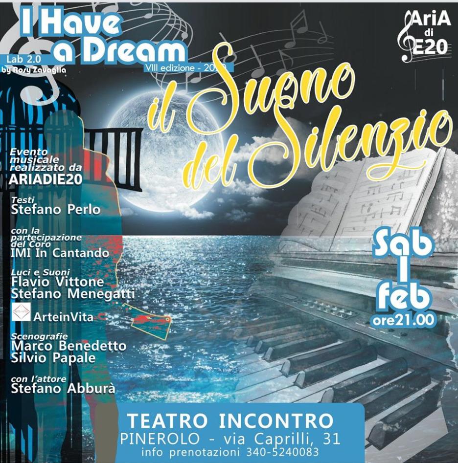 I HAVE A DREAM - IL SUONO DEL SILENZIO